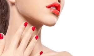 B's Beauty Lounge: Gel Manicure or Pedicure (£9) or Both (£17) at B's Beauty Lounge