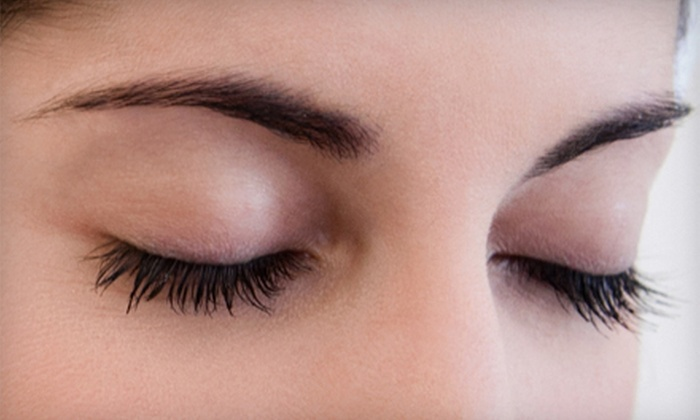 Sergio's Style - Dormont: Full Set of Eyelash Extensions with Optional Touchup at Sergio's Style (Up to 61% Off)