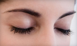 Sergio's Style: Full Set of Eyelash Extensions with Optional Touchup at Sergio's Style (Up to 61% Off)