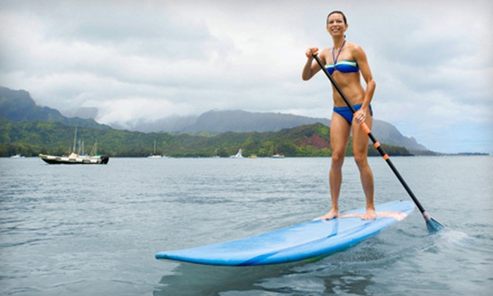 Washington Surf Academy - Ballard: $35 for Two-Hour Paddleboard Lesson and Tour at Washington Surf Academy ($70 Value)