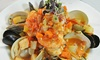 Latitude 121 - Stony Brook: Steak-and-Seafood Dinner at Latitude 121 (Up to 46% Off). Two Options Available.