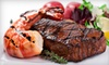Woody's Solana Beach - Solana Beach: $15 Worth of Steak and Seafood