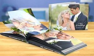 Printerpix: Album photo avec couverture rigide de 20x20cm ou A4 ou 40 pages