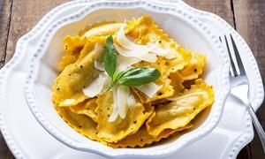 """קמפנלו: קמפנלו האיטלקית בבן יהודה: ארוחה זוגית ב-159 ₪ או ארוחה זוגית + יין ללא הגבלה ב-189 ₪. תקף גם בסופ""""ש, בחגים ובחול המועד"""