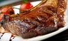 CoolWater Fusion Restaurant - Albuquerque: American Dinner for Two or Four with Beer or Wine, or $10 for $20 Worth of Lunch Fare at CoolWater Fusion Restaurant