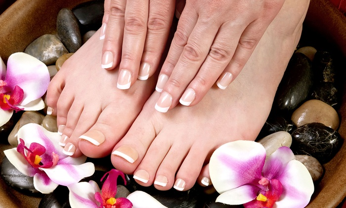 Ankle N Foot Center - Multiple Locations: $29  for a Medical Mani-Pedi at Ankle N Foot Center ($60  Value)