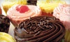 Slice of Grace Bakery Boutique - Lakeside: $14 for One Dozen Signature Cupcakes at Slice of Grace Bakery ($29 Value)