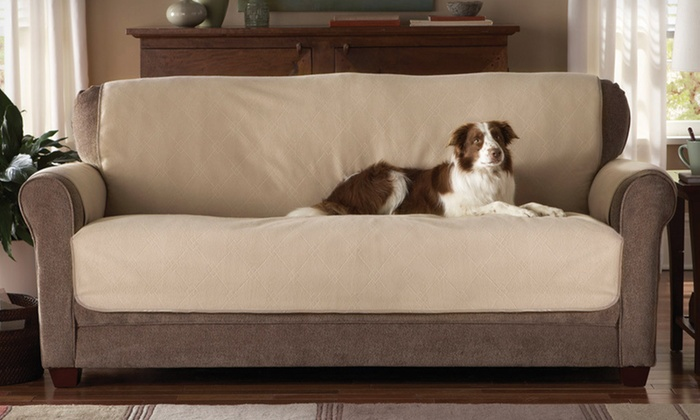 Animal Planet Pet Sofa Cover: $24 for an Animal Planet Pet Sofa Cover ($49.99 List Price). Free Shipping and Free Returns.