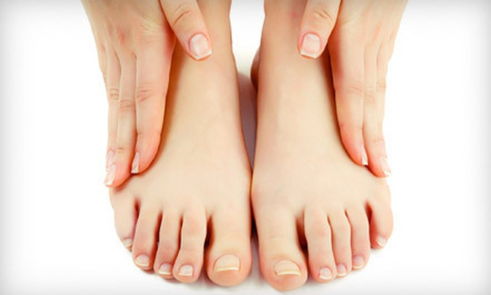 Inkfree, MD - Northwest Harris: Laser Toenail-Fungus Removal for One or Both Feet at Inkfree, MD (Up to 60% Off)