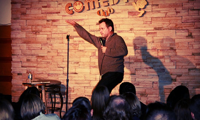 Comedy Show - Southwyck: Comedy Show for Two with Appetizers and Optional 10-Show Add-On at Connxtions Comedy Club (Up to Half Off)