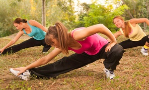 Gwinnett County Adventure Boot Camp: One Month of Women's Boot Camp for One or Two at Gwinnett County Adventure Boot Camp (Up to 78% Off)
