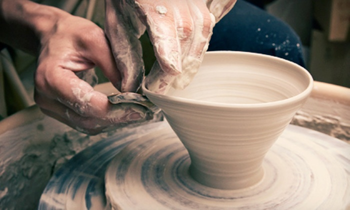 KC Clay Guild - KC Clay Guild: $75 for a Four-Week Adult Pottery Class at KC Clay Guild ($170 Value)