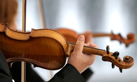 Festival Chamber Music Concert at Weill Hall in Carnegie Hall (Up to 50% Off)