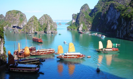 Vietnam: 11Day NorthtoSouth Vietnam Tour Per Person Sharing with Halong Tours Booking ZA