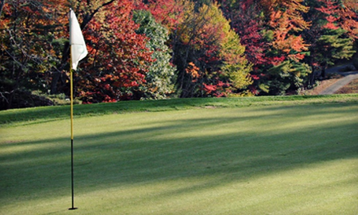 Winchendon School Golf Club - Winchendon: 18-Hole Golf Outing for Two or Four with Cart at Winchendon School Golf Club (Up to 57% Off)