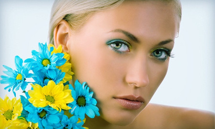 Glow Tanning Studio - Cold Spring: Three or Five VersaSpa Spray Tans at Glow Tanning Studio (Up to 73% Off)
