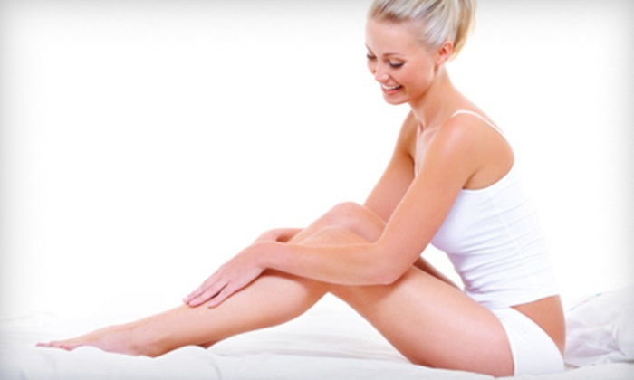 Elegance Medi Spa - Multiple Locations: Laser Hair Removal at Elegance Medi Spa (Up to 93% Off). Four Options Available.