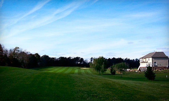Jackson's Chase Golf Club - North River: 18 Holes of Golf with Cart Rental for Two or Four on Weekdays or Weekends at Jackson's Chase Golf Club (Up to 54% Off)