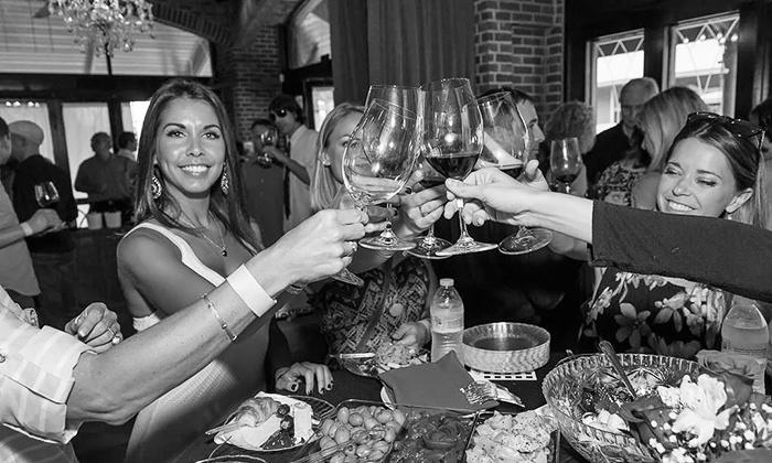 The Ybor City Wine Bar - Historic Ybor: Wine Flight for Two or Four at The Ybor City Wine Bar (42% Off)