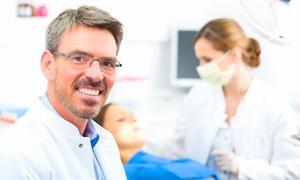 STUDIO DENTISTICO DR TRIVERI: Visita odontoiatrica con pulizia e in più otturazione e sbiancamento