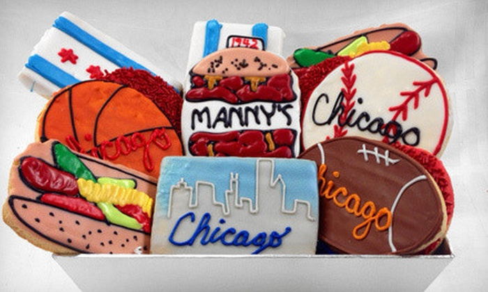 Manny's Cafeteria and Delicatessen - Chicago: $29 for a Cookie Basket from Manny's Cafeteria and Delicatessen ($60 Value)