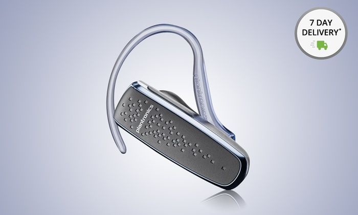 Plantronics M50 Bluetooth Headset: Plantronics M50 Bluetooth Headset (Manufacturer Refurbished). Free Shipping and Returns.