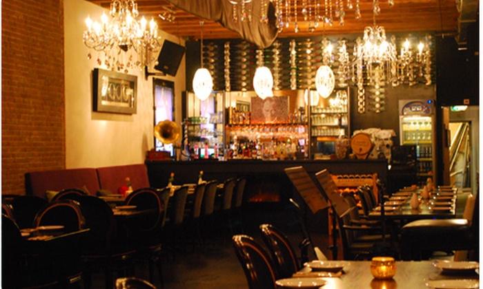 Mahzen Restaurant In Rotterdam Groupon