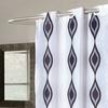 Harlequin EZ On Fabric Shower Curtain