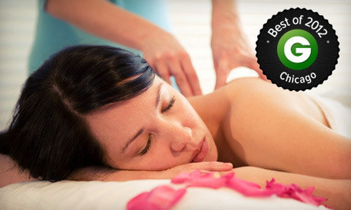 Allure Massage Spa - Barrington: Massage with Aromatherapy for One or Two at Allure Massage Spa (Up to 51% Off)
