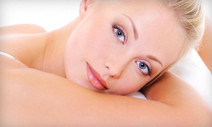 Gentiana Salon Spa Boutique - Peabody: $99 for a Classic European Facial, Massage, and Mani-Pedi at Gentiana Salon Spa Boutique ($210 Value)
