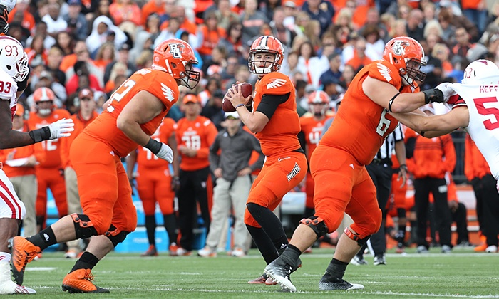 Bowling Green State University Falcons - Doyt Perry Stadium: $10 for One Ticket to a Bowling Green Falcons Football Game at Doyt Perry Stadium on November 28 ($20 Value)