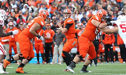 $10 for One Ticket to a Bowling Green Falcons Football Game at Doyt Perry Stadium on November 28 ($20 Value)