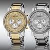 Akribos XXIV Men's Diamond-Accented Watches