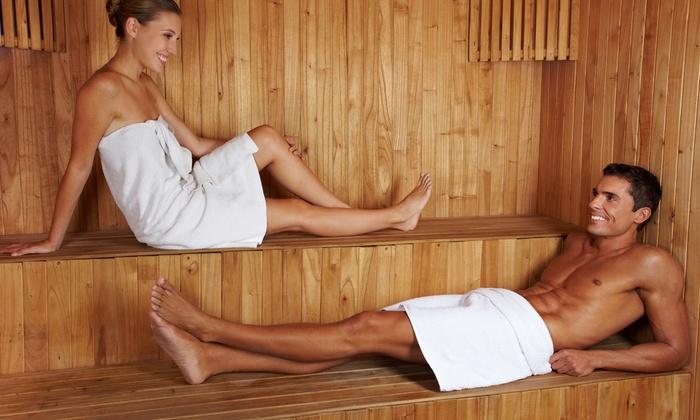 Pianeta Benessere - Pianeta Benessere: Uno o 2 percorsi spa di coppia senza limiti di tempo da 19,90 €
