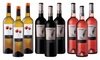 Botellas de vino Viore