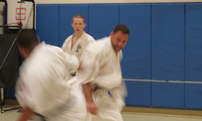 Oyama Juku: Kyokushin Karate Ohio - North Linden: $17 for $55 Worth of Martial-Arts Lessons — OYAMA JUKU: KYOKUSHIN KARATE OHIO