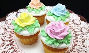 La Bonbonniere Bake Shoppe: $15 for $30 Worth of Cakes, Cupcakes, Bread, Pastries, and More at La Bonbonniere Bake Shoppe
