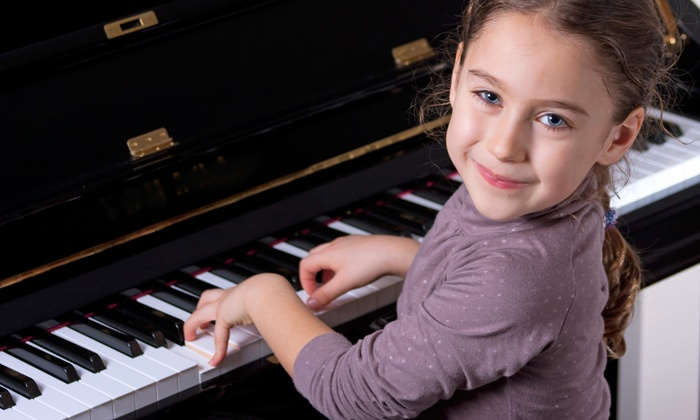 Melody Sons Music Studio - Penrose Square: $180 for a Kids' Summer Musical Camp at Melody Sons Music Studio ($450 Value). Two Options Available.