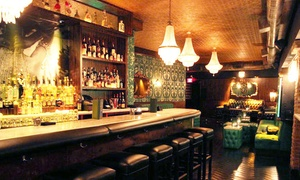 The Parlour Room Of Hollywood: Specialty Mixed Drinks and Beer at The Parlour Room of Hollywood (Up to 40% Off). Two Options Available.