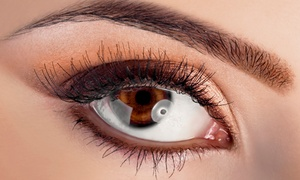 Kala Spa Honami: Full Eyelash Extensions with Optional Touchup from Kala Spa Honami (Up to 51% Off)