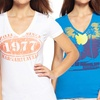 Margaritaville Graphic V-Neck T-Shirt