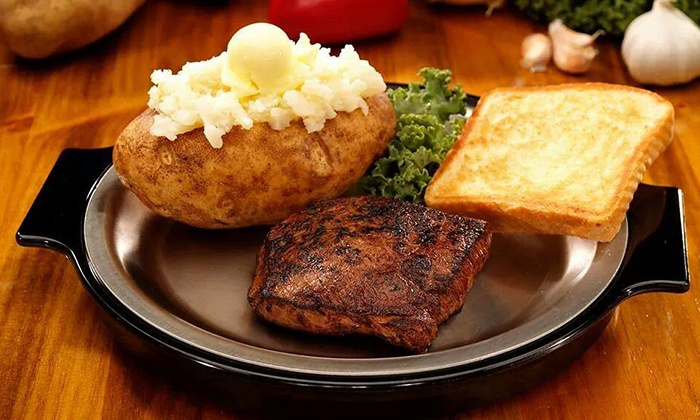 Western Sizzlin - Benton: Steak-House Cuisine for Dine-In or Takeout at Western Sizzlin (40% Off)