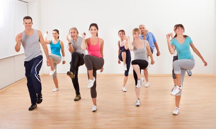 Inches Away Aerobics - Clinton Township: Four Aerobics Classes at Inches Away Aerobics (65% Off)