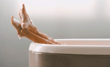 $25 for $50 Worth of Hand-Blended Bath Products at Bath Junkie