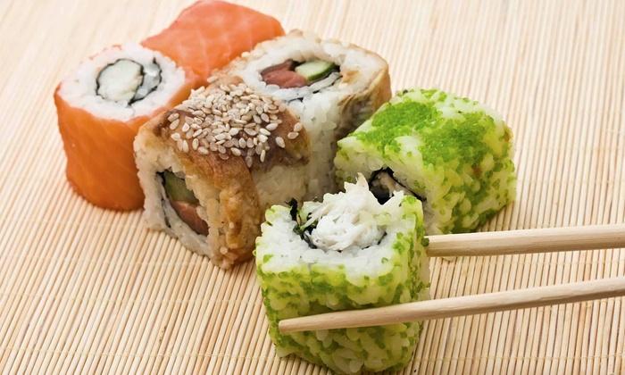 Akio Sushi - Malvern: $16 for $30 Worth of Sushi and Japanese Food at Akio Sushi