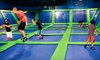 Get Air Sportsplex - OLD OWNERS - Phillips: $10 for One Hour of Jumping for Two at Get Air Sportsplex ($20 Value)