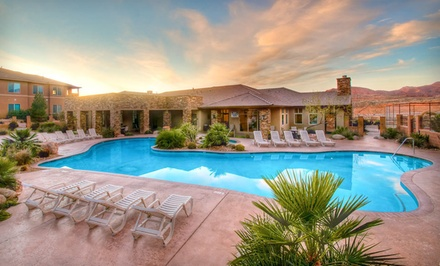 Option 1: Stay for Up to 10 in a Two-Bedroom Suite - Coral Springs Resort in St. George