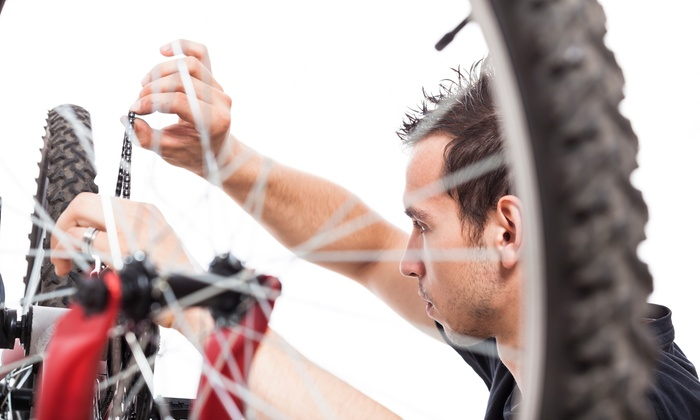 The Bike Shop - Grosse Pointe: $13 for $25 Towards a Bicycle Tune-up — The Bike Shop