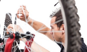 The Bike Shop: $13 for $25 Towards a Bicycle Tune-up — The Bike Shop