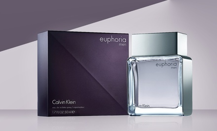 Calvin Klein Euphoria Fragrance for Men